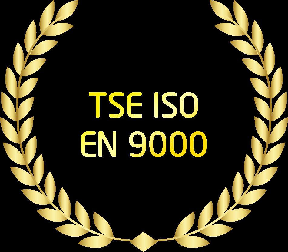 TSE-ISO-EN-9000